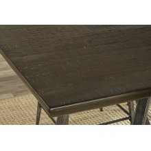 Adams Rectangle Counter Table