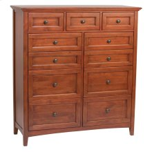 GAC 11-Drawer McKenzie Chest