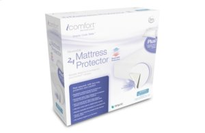 iComfort 2-in-1 Mattress Protector w Pillow Protector - Queen Product Image