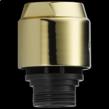 Polished Brass Vacuum Breaker