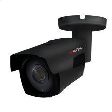 Manual Varifocal Bullet Camera POE IP 5MP - Gray