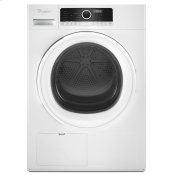 4.3 cu.ft Compact Ventless Heat Pump Dryer with Wrinkle Shield Option White