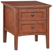 GAC McKenzie End Table