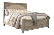 Marleny - Gray/Whitewash 3 Piece Bed Set (King)