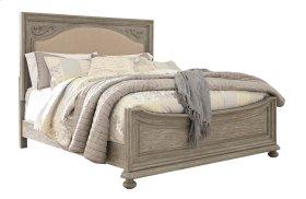 Marleny - Gray/Whitewash 3 Piece Bed Set (King)