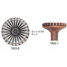 """Nantucket Knob/ See 7111 for 1-3/8"""" Size"""