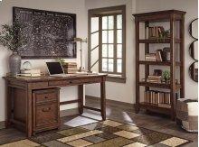 Woodboro - Brown 2 Piece Home Office Set