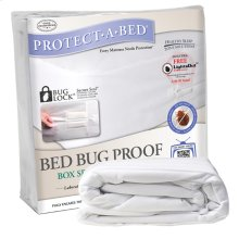 Bed Bug Proof Box Spring Encasement