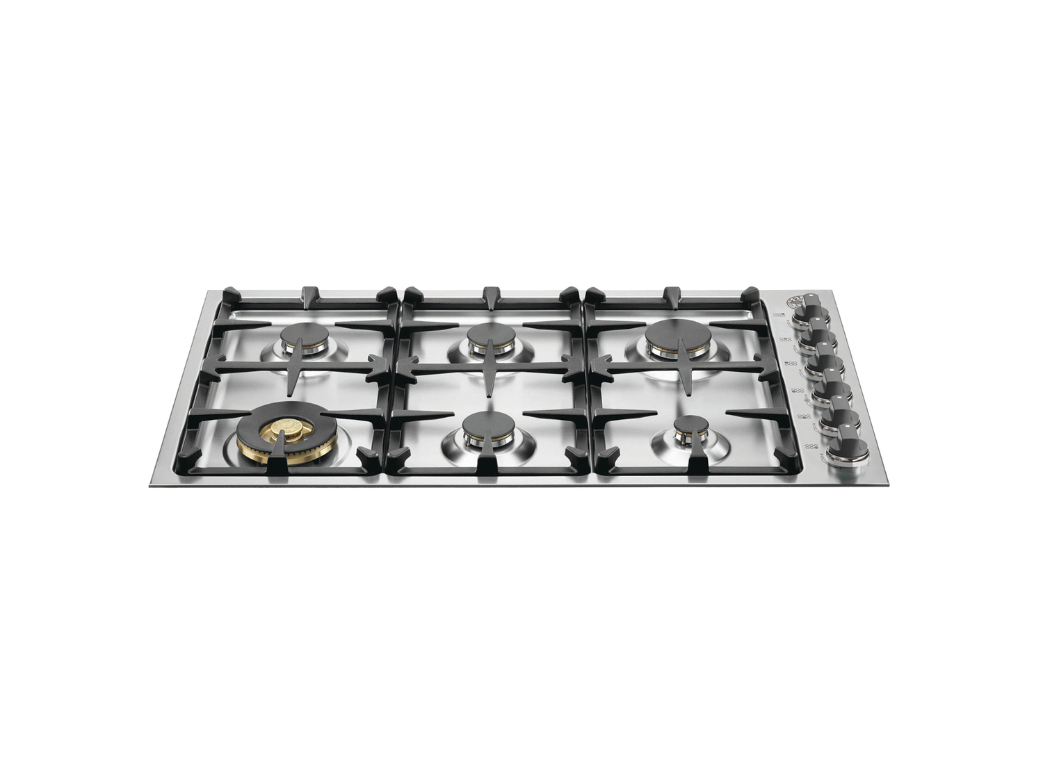 36 Drop-In Low Profile 6 Burners Stainless