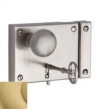 5704 Small Horizontal Rim Lock