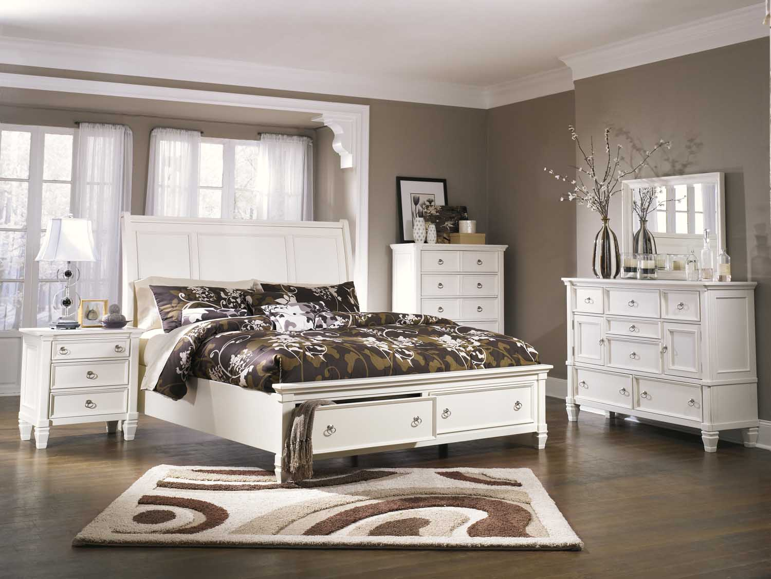 Hidden · Additional Prentice Furniture Collection Vintage Casual Bedroom Set