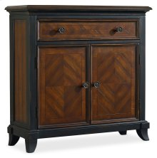 Living Room Wingate One-Drawer Two-Door Chest