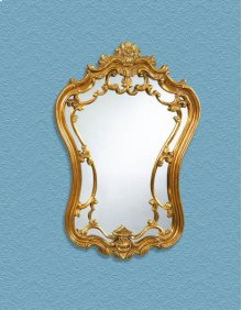 Antique Gold Finish 35x24