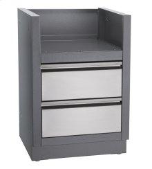 OASIS™ under grill cabinet for BISZ300 or BISB245