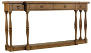 Living Room Sanctuary Four-Drawer Thin Console - Drift Product Image