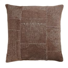 Patrick Pillow Cover Walnut