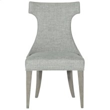 Tahlia Side Chair in Weathered Greige
