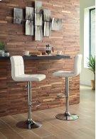 Bellatier - Multi Set Of 2 Dining Room Barstools Product Image