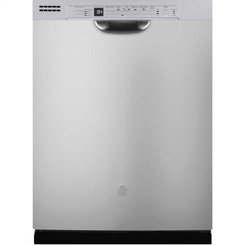 Front Control with Plastic Interior Dishwasher with Sanitize Cycle & Dry Boost