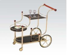 Lacy Serving Cart