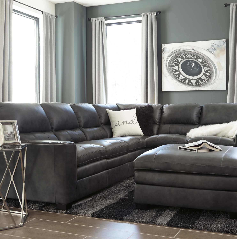 Beautiful 1570249 RAF Sofa W/Corner Wedge By Ashley Furniture | Beharu0027s Furniture In  Everett, WA