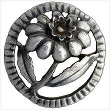 Metal Deco Flower