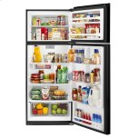 Whirlpool 28-inch Wide Refrigerator Compatible With The EZ Connect Icemaker Kit - 18 Cu. Ft.