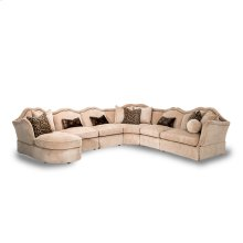 6 PC Sectional Set