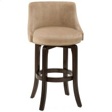 Napa Valley Bar Stool - Khaki Fabric