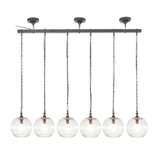 Whitney String Chandelier LG