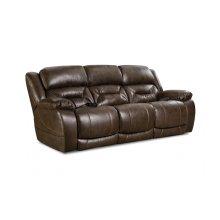 Double Reclining Power Sofa