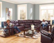 Reclining Sofa w/ Power