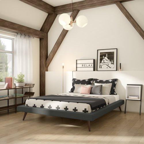 Maikki Cosmopolitan Upholstered Bed - King