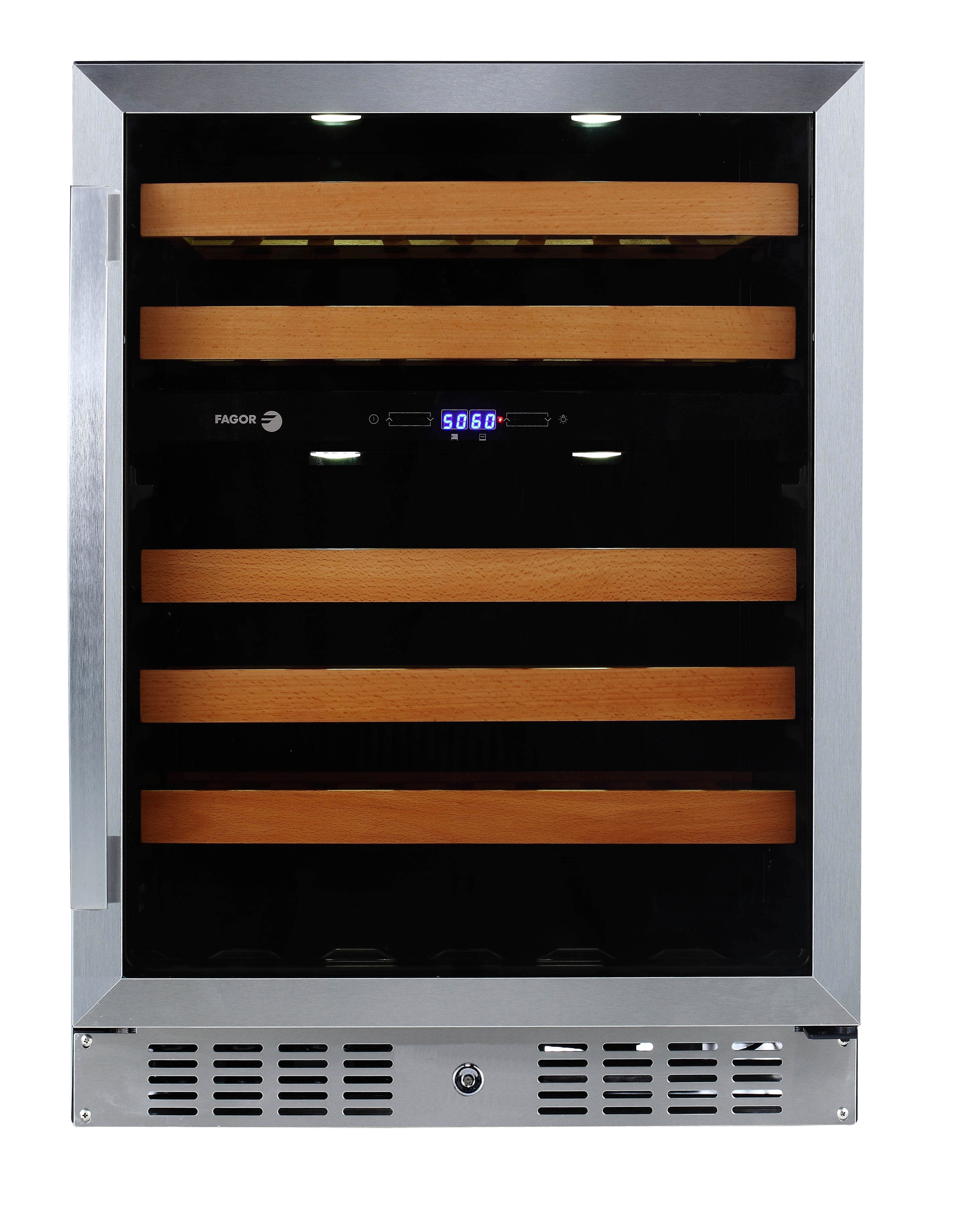 "Fagor24"" Dual Zone Wine Cooler"
