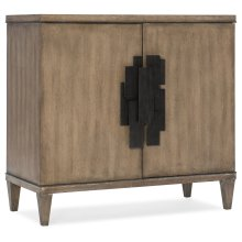 Living Room Melange Lorene Two-Door Chest
