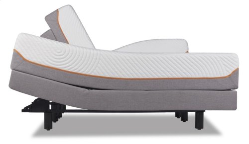 TEMPUR-Ergo Collection - Ergo Premier Adjustable Base - Cal King