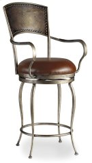 Dining Room Zinfandal Barstool Product Image