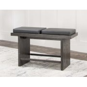 """Cougar-smk/chrcl 24"""" Bench 1pk Product Image"""