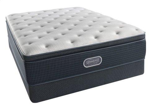BeautyRest - Silver - Seaside - Pillow Top - Luxury Firm - Cal King
