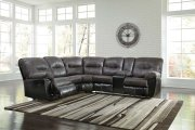 Leonberg - Slate 2 Piece Sectional Product Image