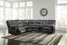 Leonberg - Slate 2 Piece Sectional