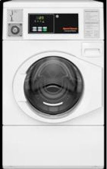 Micro Display Front Load Front Control Washer