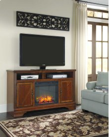 Hamlyn - Dark Brown 2 Piece Entertainment Set