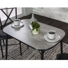 Parx 24x36 Rect Concrete Table