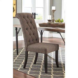 Ashley Furniture Tripton - Medium Brown Set Of 2 Dining Room Chairs