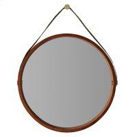 Bedroom Studio 7H Portal Round Mirror Product Image