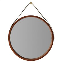 Bedroom Studio 7H Portal Round Mirror