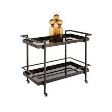 Livingston Bar Cart - Black