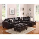 KIVA ESPRESSO SECTIONAL SOFA Product Image