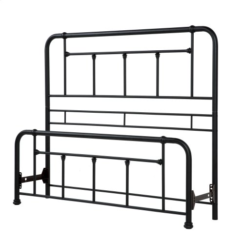 12-Inch Bolt-On Display Rail for Headboard and Footboard Panels, 2-Pack